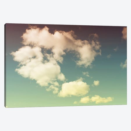 Cloud Formations I Canvas Print #SVN16} by Savanah Plank Canvas Artwork