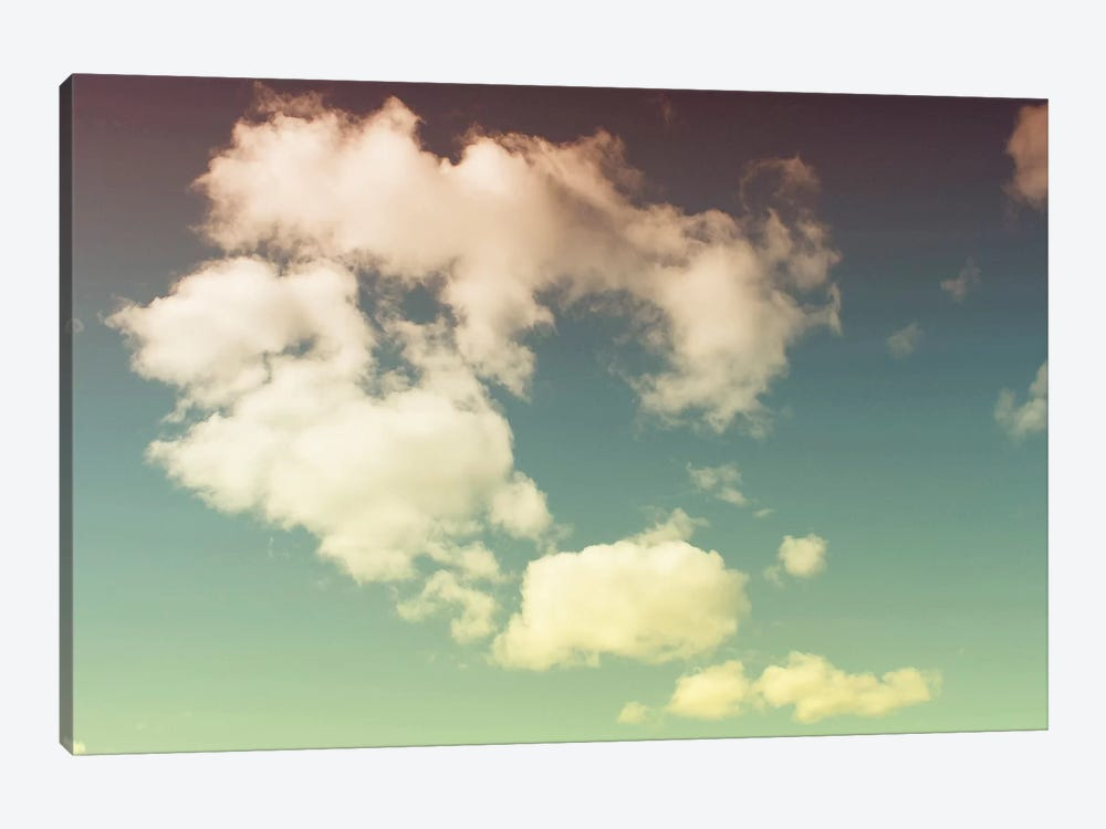 Cloud Formations I by Savanah Plank 1-piece Canvas Art