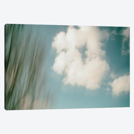 Cloud Formations II Canvas Print #SVN17} by Savanah Plank Canvas Artwork