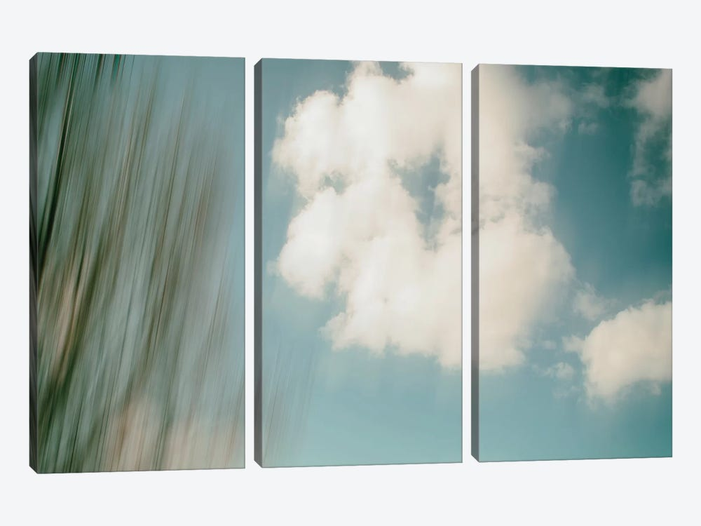 Cloud Formations II by Savanah Plank 3-piece Art Print