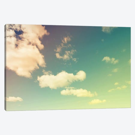 Cloud Formations III Canvas Print #SVN18} by Savanah Plank Art Print