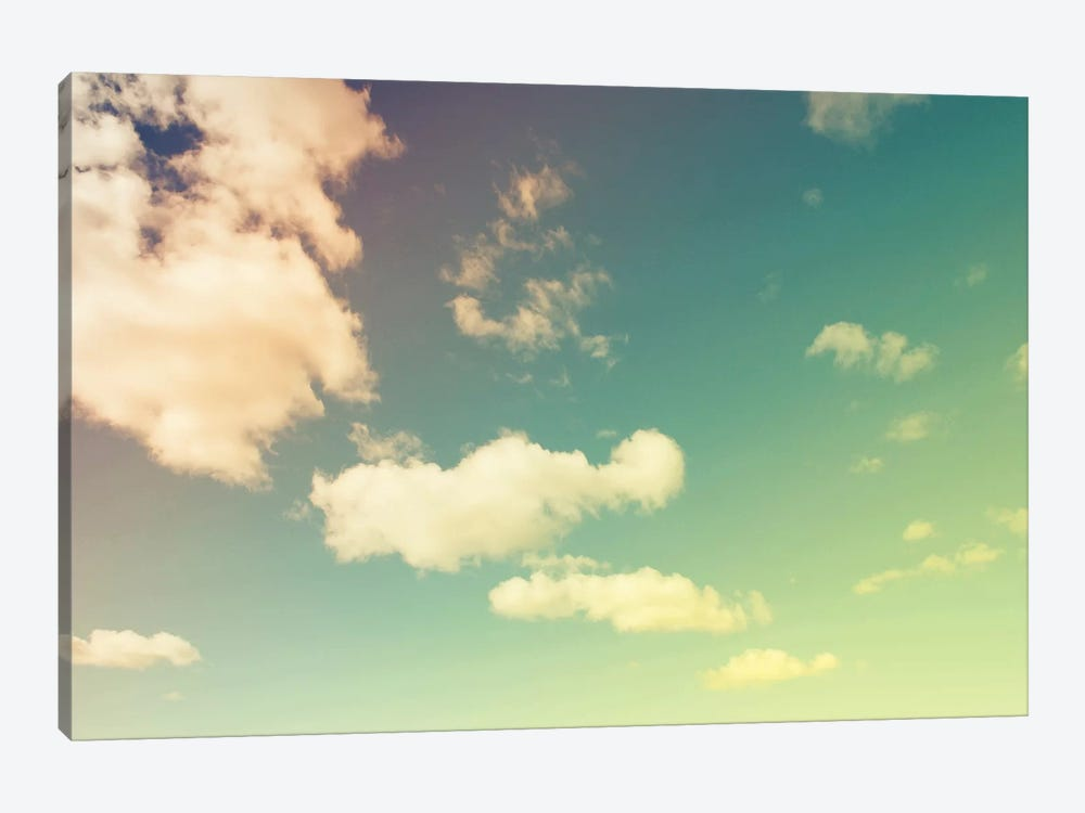 Cloud Formations III by Savanah Plank 1-piece Canvas Art