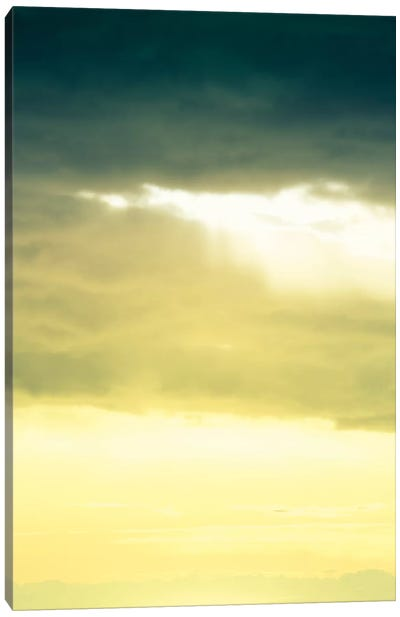 Cloud Formations VII Canvas Art Print
