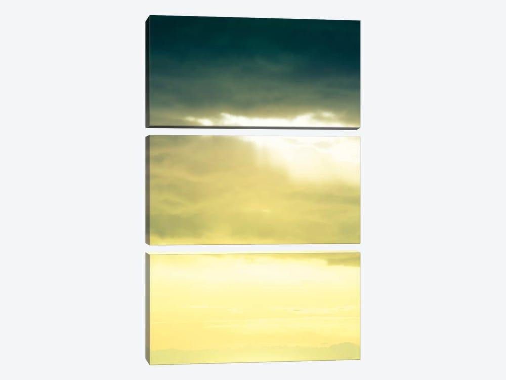 Cloud Formations VII by Savanah Plank 3-piece Canvas Art Print