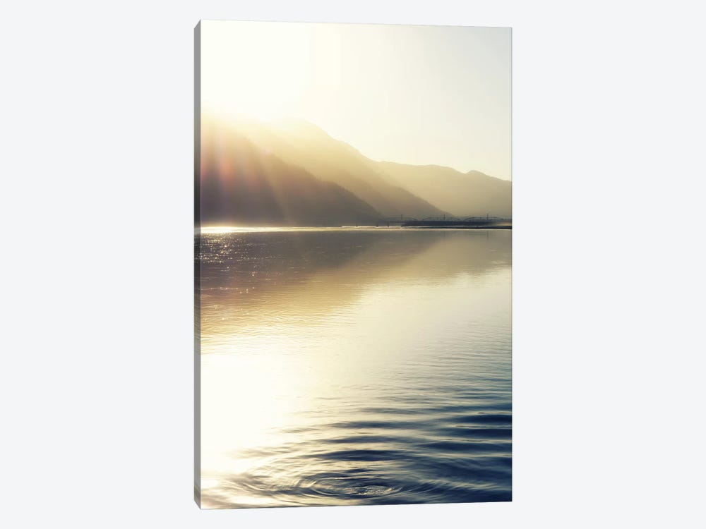 Knik River, Southern Alaska II by Savanah Plank 1-piece Canvas Artwork