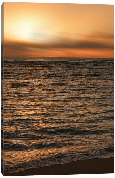 Sunset, Kauai, Hawaii, USA II Canvas Art Print