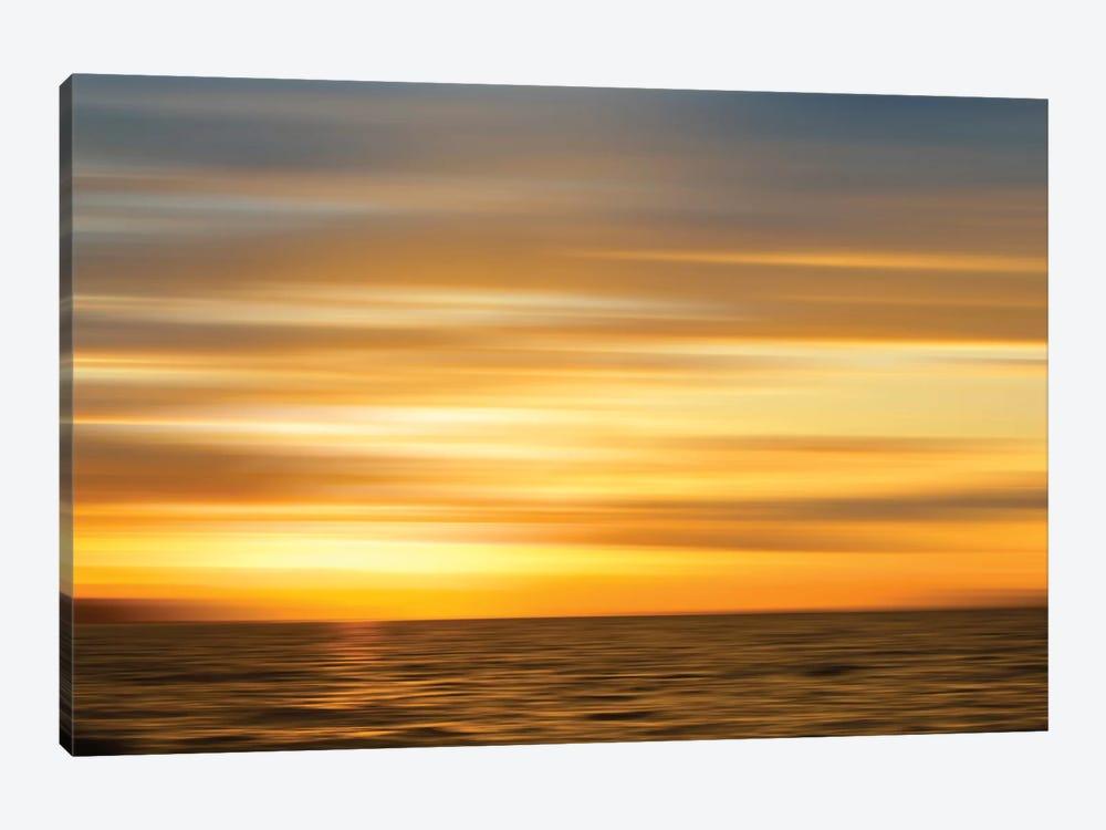 Sunset, Ketchikan, Southeast Alaska I by Savanah Plank 1-piece Canvas Artwork