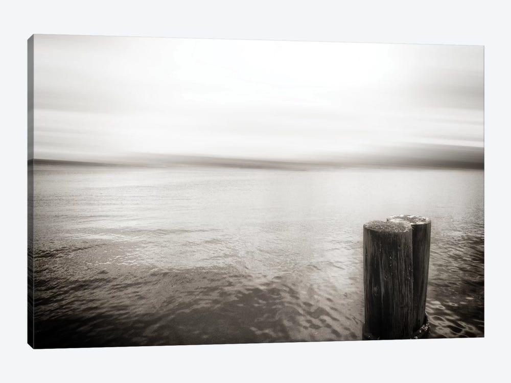 View From Pier, Alki Beach, Seattle, Washington I by Savanah Plank 1-piece Canvas Art