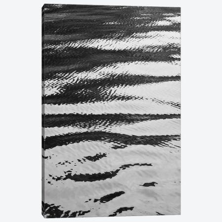 Water Ripple Canvas Print #SVN59} by Savanah Plank Art Print