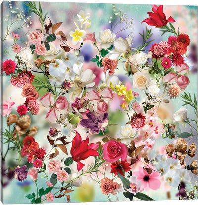 Edem Garden III Canvas Art Print