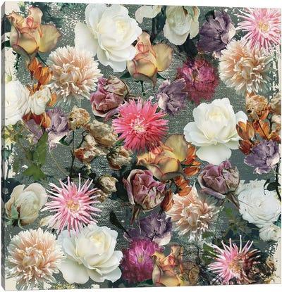 Floral Fantasy II Canvas Art Print
