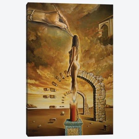 Endless Past Canvas Print #SVS11} by Svetoslav Stoyanov Canvas Wall Art