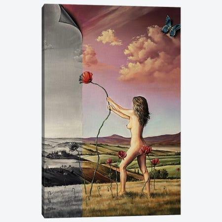 Game Of Change Canvas Print #SVS13} by Svetoslav Stoyanov Canvas Art