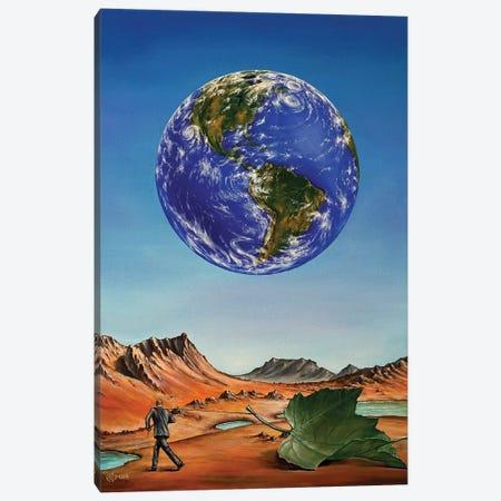 Abandoned Planet Canvas Print #SVS1} by Svetoslav Stoyanov Canvas Art