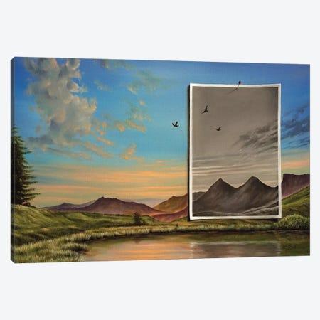 Memory Canvas Print #SVS20} by Svetoslav Stoyanov Art Print