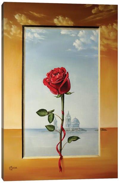 One Silent Moment Canvas Art Print