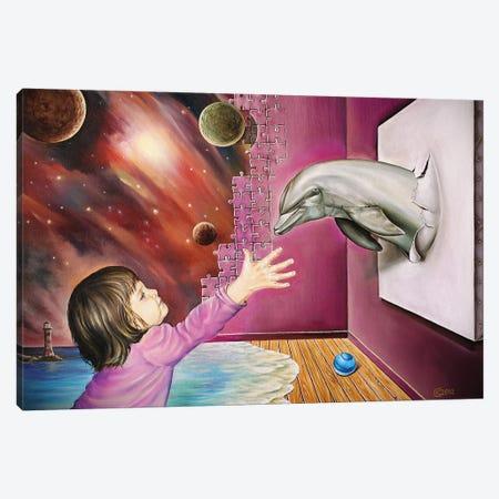 Room Of Dreams 3-Piece Canvas #SVS27} by Svetoslav Stoyanov Canvas Wall Art