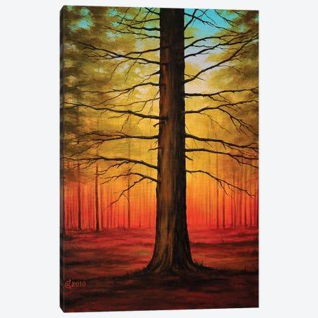 Alone 3-Piece Canvas #SVS2} by Svetoslav Stoyanov Canvas Art