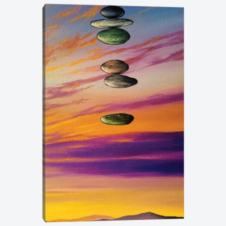 Stones Canvas Print #SVS30} by Svetoslav Stoyanov Canvas Wall Art