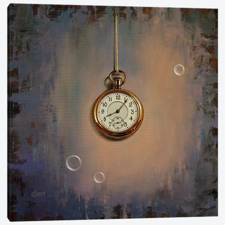 Timeless Canvas Print #SVS42} by Svetoslav Stoyanov Canvas Print