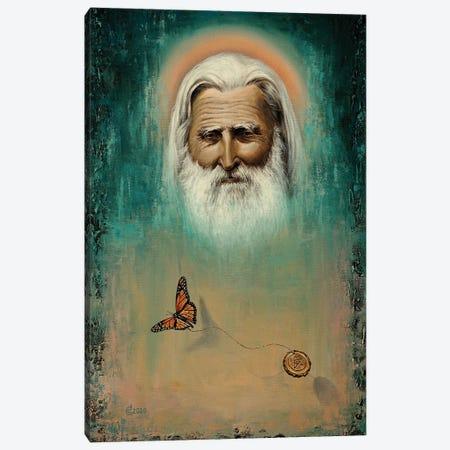 The Master Canvas Print #SVS49} by Svetoslav Stoyanov Canvas Art Print
