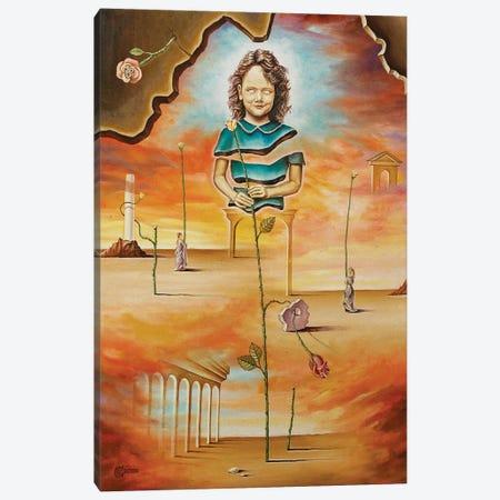 Dead Roses Canvas Print #SVS9} by Svetoslav Stoyanov Canvas Wall Art