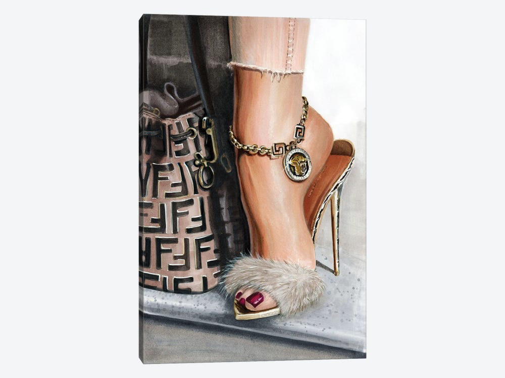 Fendi by Svetlana Balta 1-piece Art Print