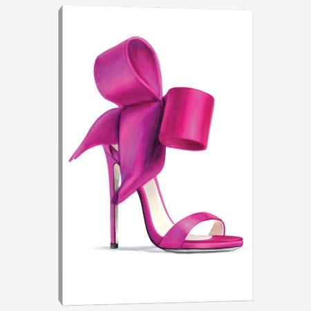 Pink Canvas Print #SVT22} by Svetlana Balta Canvas Artwork