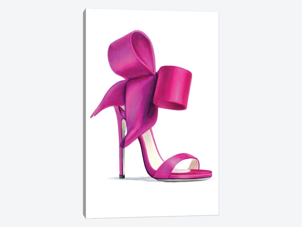 Pink by Svetlana Balta 1-piece Canvas Art