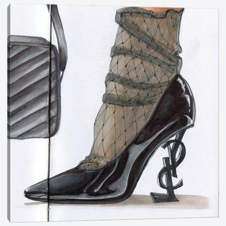 Yves Saint Laurent Canvas Print #SVT41} by Svetlana Balta Canvas Art
