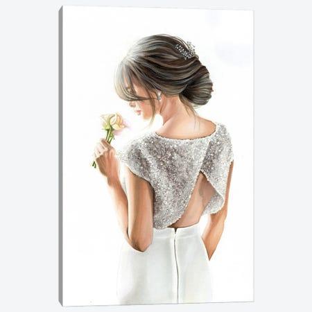 Bride 3-Piece Canvas #SVT4} by Svetlana Balta Canvas Art