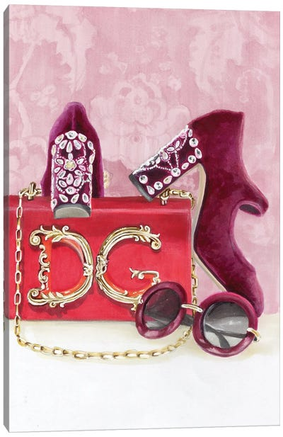 Dolce & Gabbana Canvas Art Print