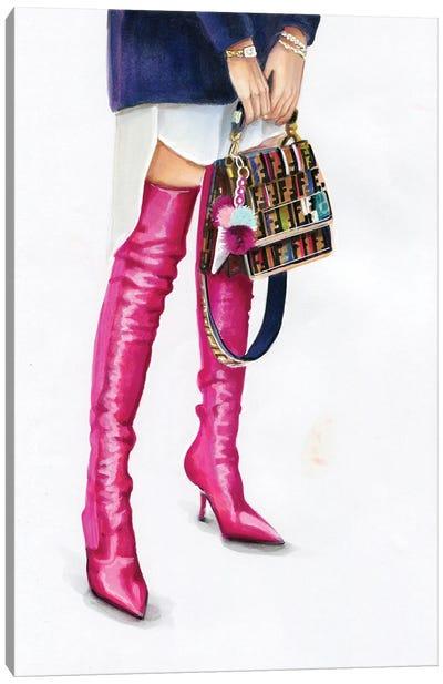 Fashion Canvas Art Print