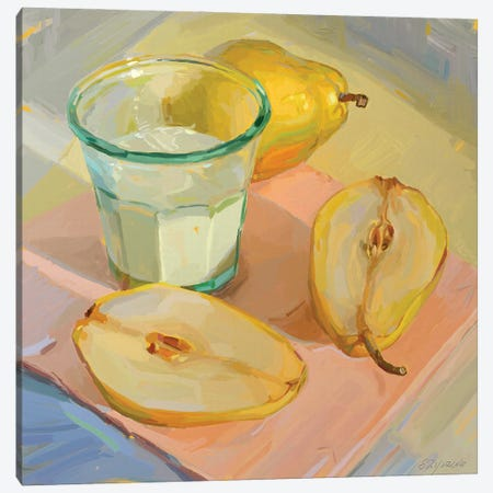 Sunny Morning Canvas Print #SVZ15} by Svetlana Zyuzina Canvas Artwork