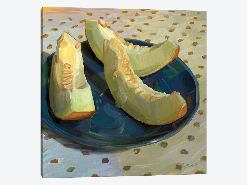 Melon by Svetlana Zyuzina 1-piece Canvas Artwork