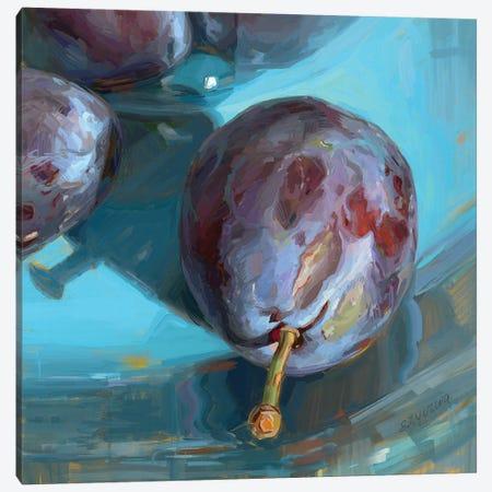 Majestic Plum Canvas Print #SVZ26} by Svetlana Zyuzina Canvas Print