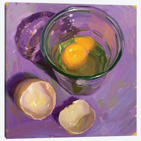 Breakfast Prep Canvas Print #SVZ40} by Svetlana Zyuzina Canvas Artwork