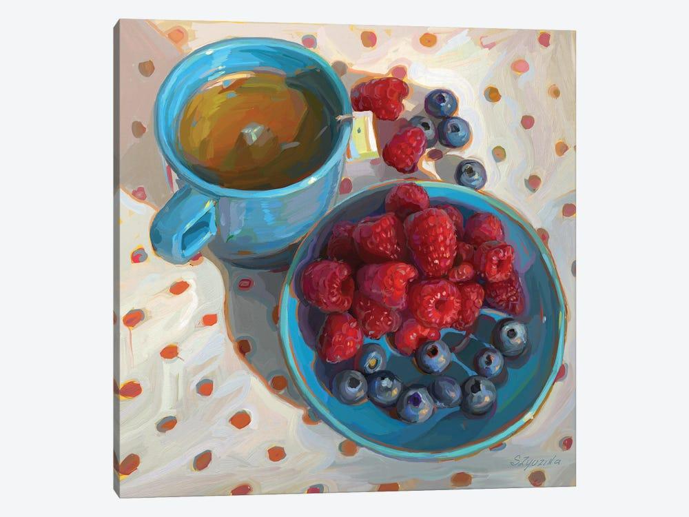 Morning Tea by Svetlana Zyuzina 1-piece Art Print