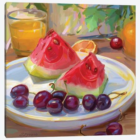 Summer Colours Dance Canvas Print #SVZ63} by Svetlana Zyuzina Canvas Artwork