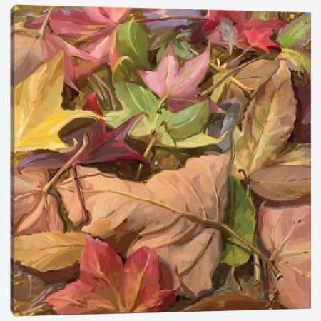 Beautiful Autumn In Sochi Canvas Print #SVZ6} by Svetlana Zyuzina Canvas Artwork