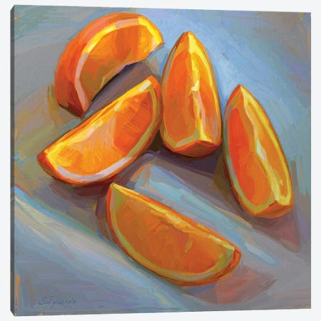 Vitamins Canvas Print #SVZ7} by Svetlana Zyuzina Canvas Art