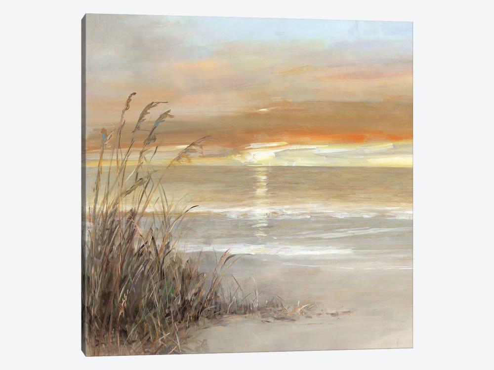 Malibu Sunset by Sally Swatland 1-piece Canvas Wall Art