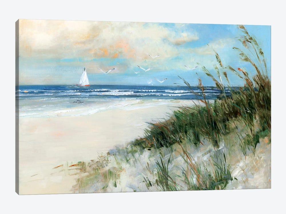 Oak Island Sunrise by Sally Swatland 1-piece Art Print