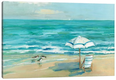 Simply Summer Canvas Art Print
