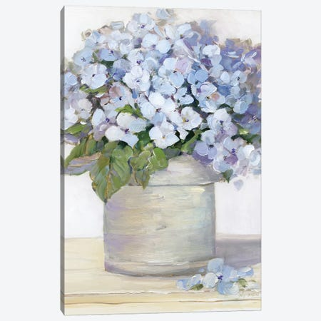 Lovely Lavender I Canvas Print #SWA10} by Sally Swatland Canvas Art Print