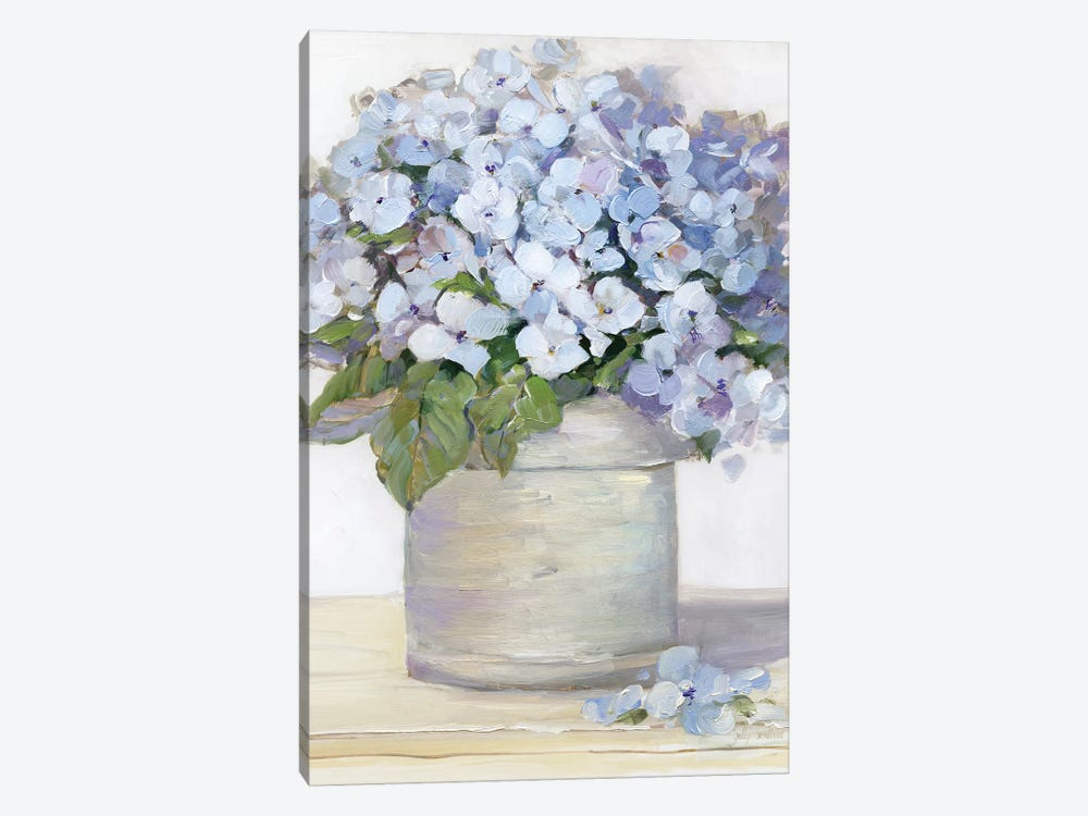 Lovely Lavender I by Sally Swatland 1-piece Canvas Art