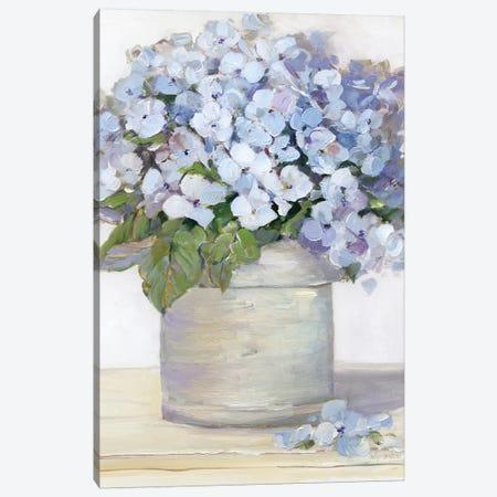 Lovely Lavender I Canvas Print #SWA10} by Sally Swatland Canvas Art Print