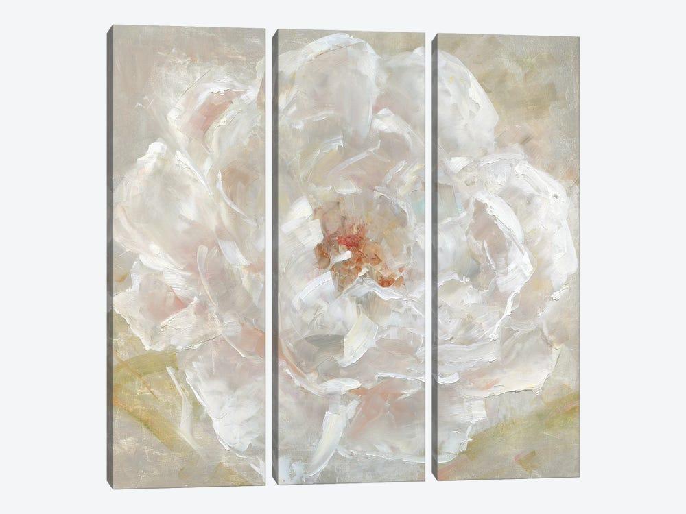 Summer Romance I by Sally Swatland 3-piece Canvas Wall Art