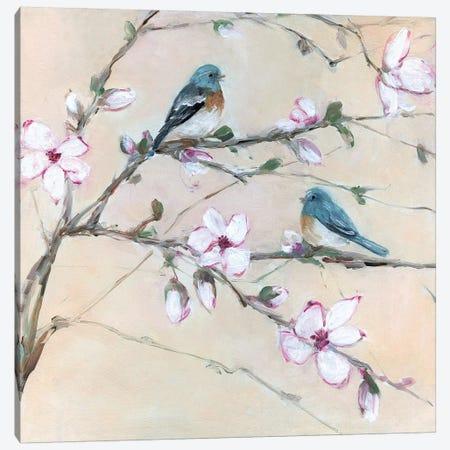 Sweet Sounds of Summer II Canvas Print #SWA119} by Sally Swatland Art Print