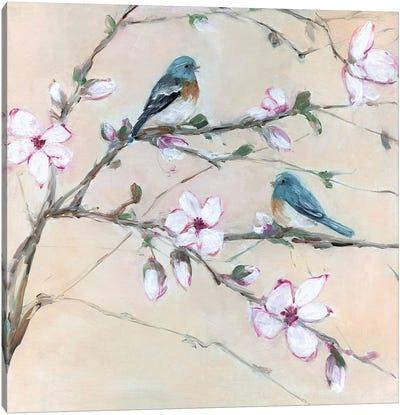 Sweet Sounds of Summer II Canvas Art Print